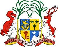 Национальные птицы стран мира Arms_of_mauritius_01