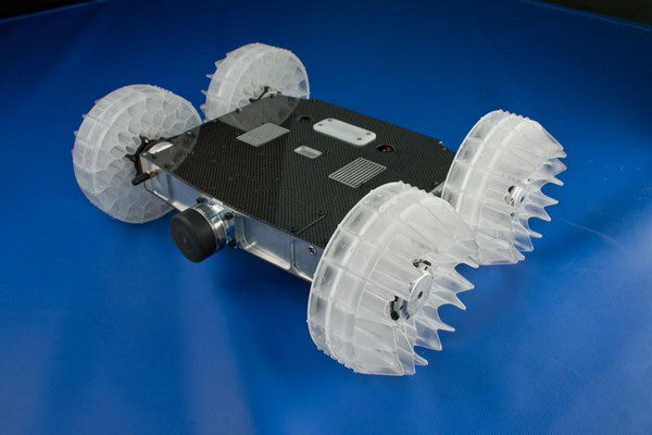 Робот-блоха Sand Flea